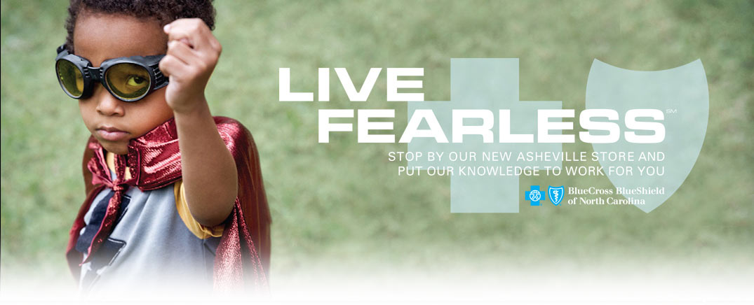 BCBSNC Live Fearless